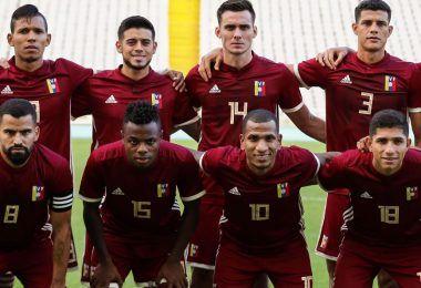 Equipo de futbol de venezuela