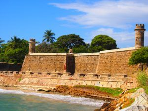 castillo de pampatar venezuela