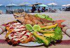 Pescado frito venezolano