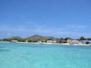 Isla Agustin Los roques