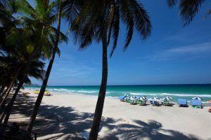 Playa el yaque isla margarita