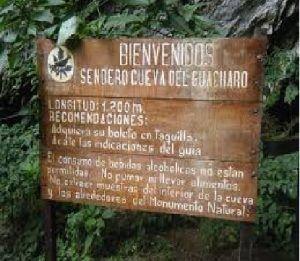 Parque cueva del guacharo
