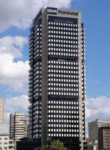 Torre BBVA caracas